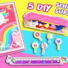 5 DIY 🦄 UNICORN【 School Supplies 】 - Back to SCHOOL | aPasos Crafts DIY